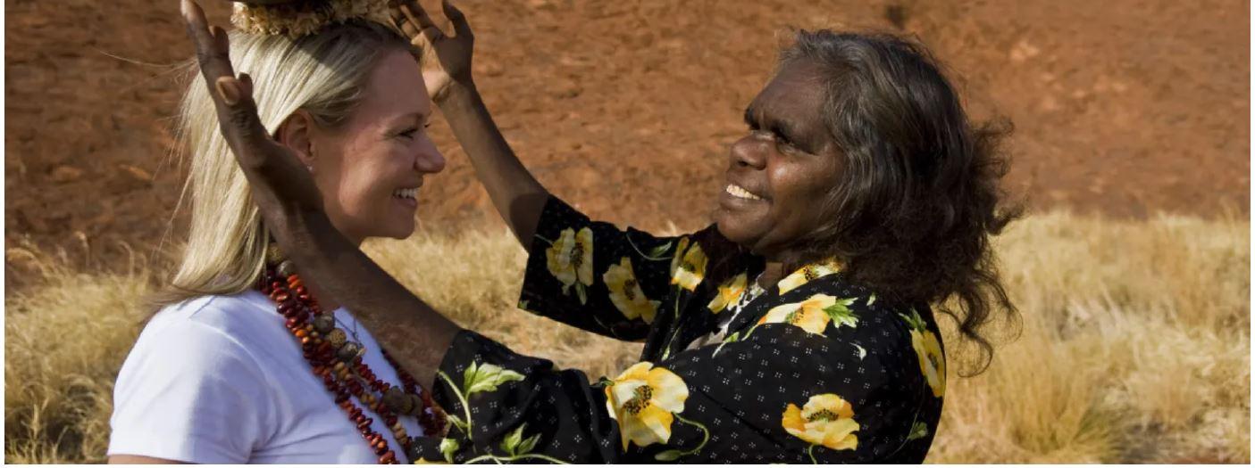 Manieren om dichter bij de Aboriginal cultuur in Northern Territory in Australië te komen