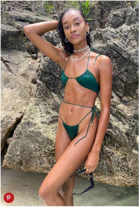 Nieuwe bikinitrends die ik alleen echt als schokkend kan omschrijven