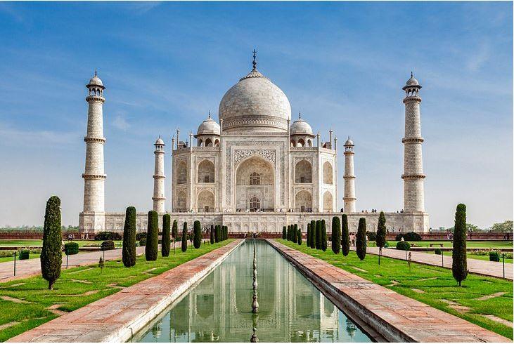 Best beoordeelde toeristische attracties in India